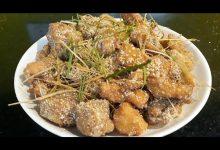 Hạt điều và vịt rang muối - Món ăn ngày mưa lạ miệng