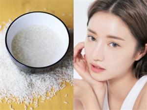 gạo tốt cho da